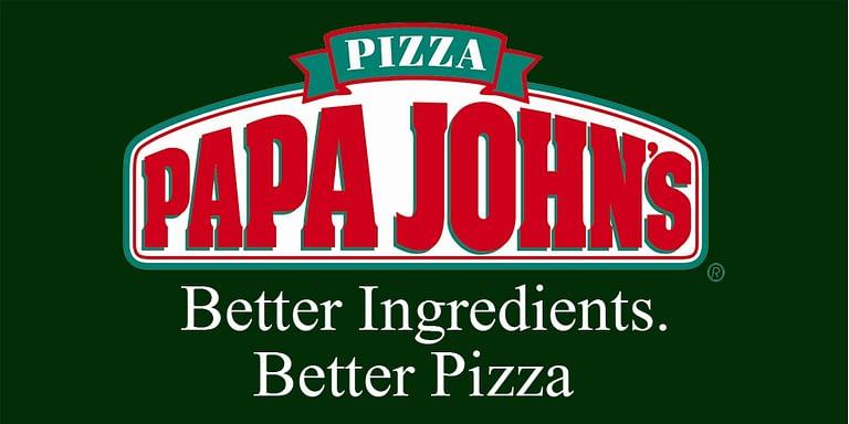 Papa John's Pizza official company logo