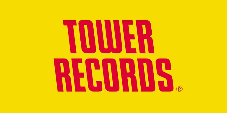 Tower Records official company logo