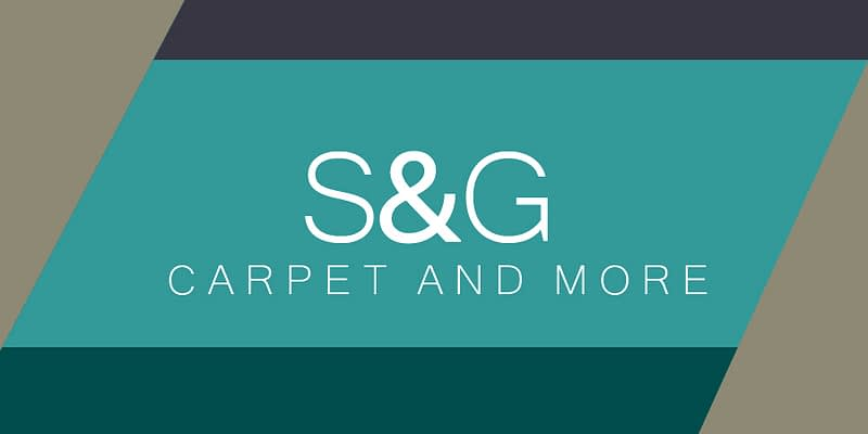 S&G Carpets and More official company logo