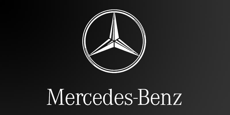 Mercedes-Benz official company logo