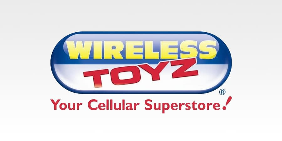 Company Logo for Wireless Toys